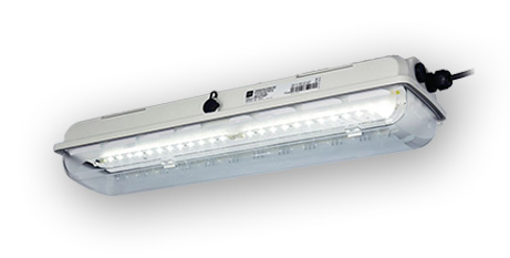 Luminaria lineal LED Serie EXLUX 6002 – STAHL