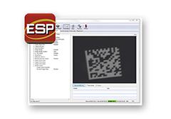 ESP - Software de lectura de código de barras - Omron MICROSCAN