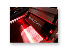 LVS-7000 - Sistema de inspección de calidad de impresión - Omron MICROSCAN