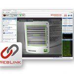 WEBLINK - Software lectura de código de barra bajo entorno web - Omron MICROSCAN