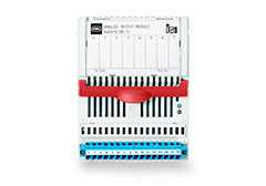 Módulo de 8 Entradas analógicas del tipo 0/4-20 mA de Seguridad Intrínseca - serie 9460 - STAHL