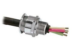 Prensacables Metálicos para cable armado serie A2F - STAHL