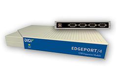 Conversor Serie/USB EDGEPORT - DIGI