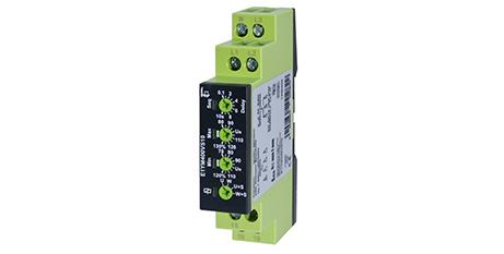 Relés de monitoreo E1YM Tele Haase