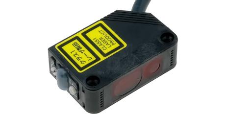 E3Z-L Sensores fotoeléctricos láser OMRON