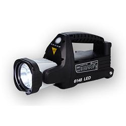 Linterna LED, serie 6148 - STAHL