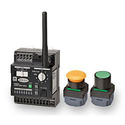 Botón inalámbrico A2W - OMRON