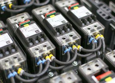 Circuit braker panel