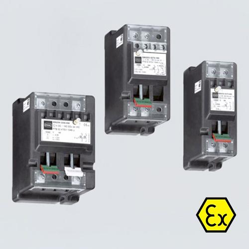 Protección de Instalaciones Eléctricas - STAHL