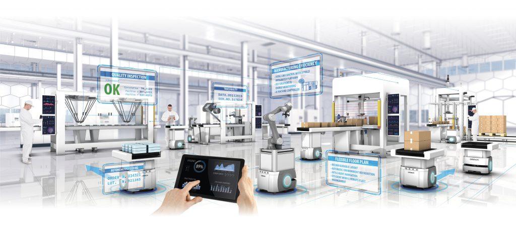 TM SERIES - Robot colaborativo - Omron