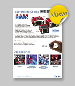 Lectores Micro Hawk - Omron Microscan