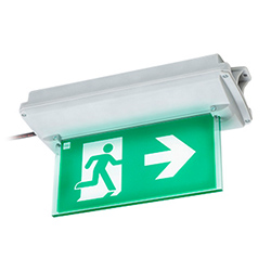 Luminarias de Emergencia para Señalética de Evacuación - Serie 6109 - STAHL